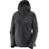 Salomon Fantasy Jacket Women Black Heather